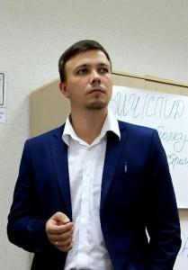 Хаперсков Александр Викторович - заведующий отделом медицинской профилактики, врач-эпидемиолог, преподаватель-исследователь