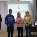 Акция в Воронежском институте высоких технологий