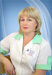 Старшая медицинская сестра отделения - Дроздова Елена Ивановна