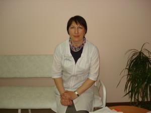 Заведующая отделением, врач-инфекционист 1 категории Мальцева татьяна Петровна