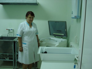 Ломакина Лариса Викторовна - врач-дезинфектолог